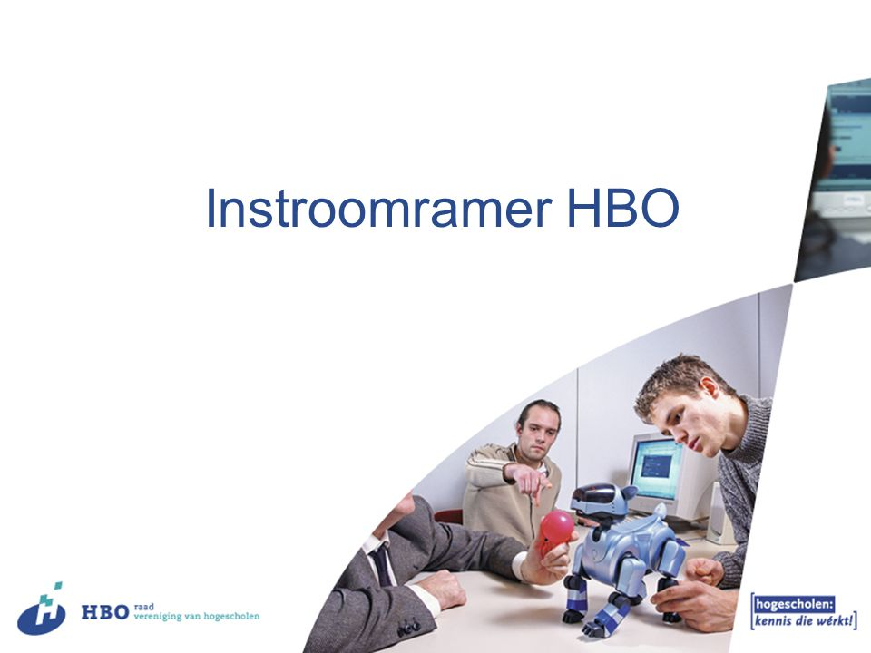 Wat is de instroomramer .