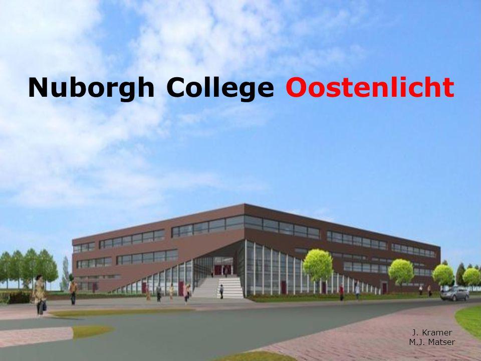 Nuborgh College Oostenlicht J. Kramer M.J. Matser