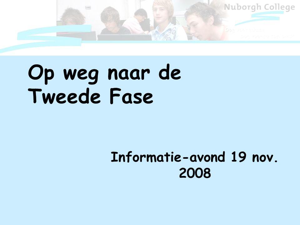 www.denuborgh.schooltraject.nl Dit is de website van schooltraject.
