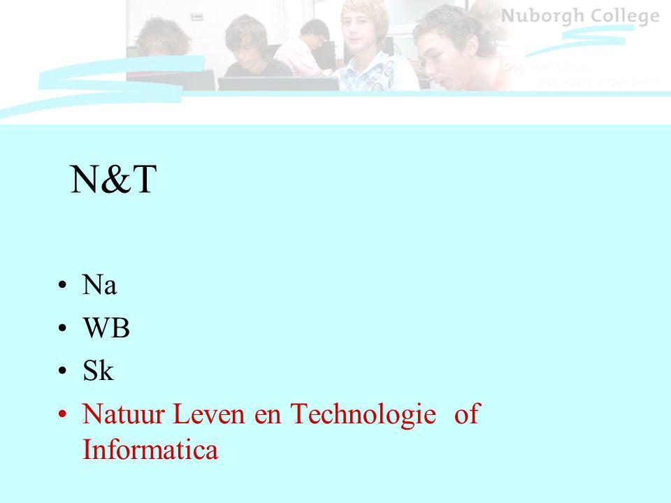 N&T Na WB Sk Natuur Leven en Technologie of Informatica