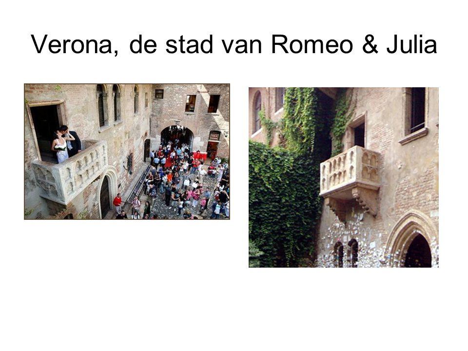 Verona, de stad van Romeo & Julia
