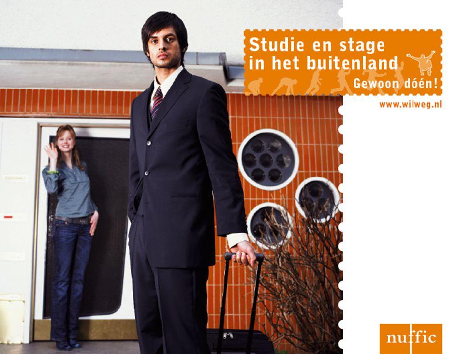 Financiën  Stagevergoeding  Studiefinanciering  Bureau Buitenland: eigen beurzen via je instelling  Beurzen (www.beursopener.nl)