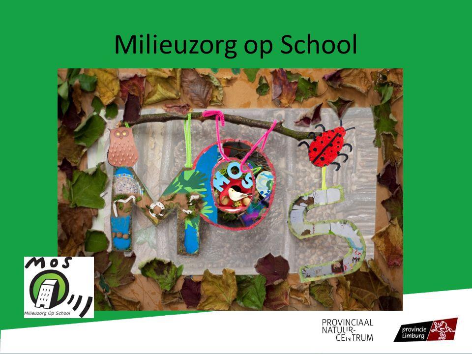 Situering: MOS Limburg … in het Provinciaal Natuurcentrum – doelstelling PNC = behoud (Limburgse) biodiversiteit – deel van Educatief Team => voeling met 'het werkveld' – deel van LIMNET en LIVEC, resp.
