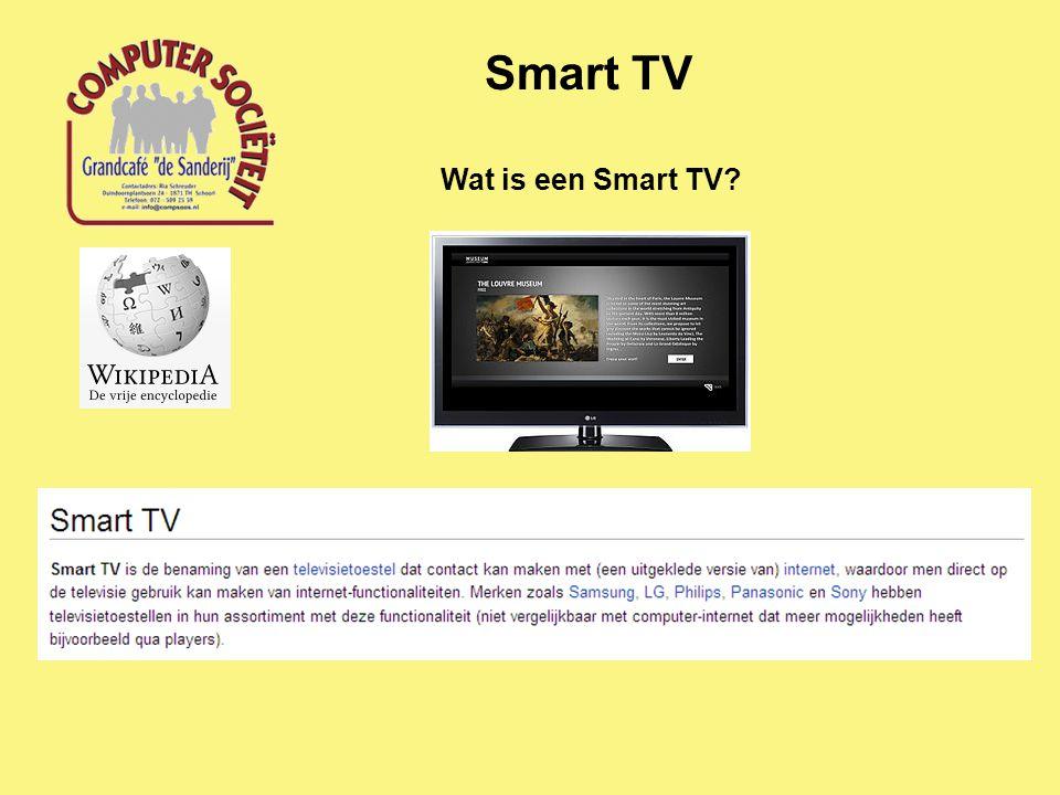 Smart TV Alliance Smart TV http://www.smarttv-alliance.org/