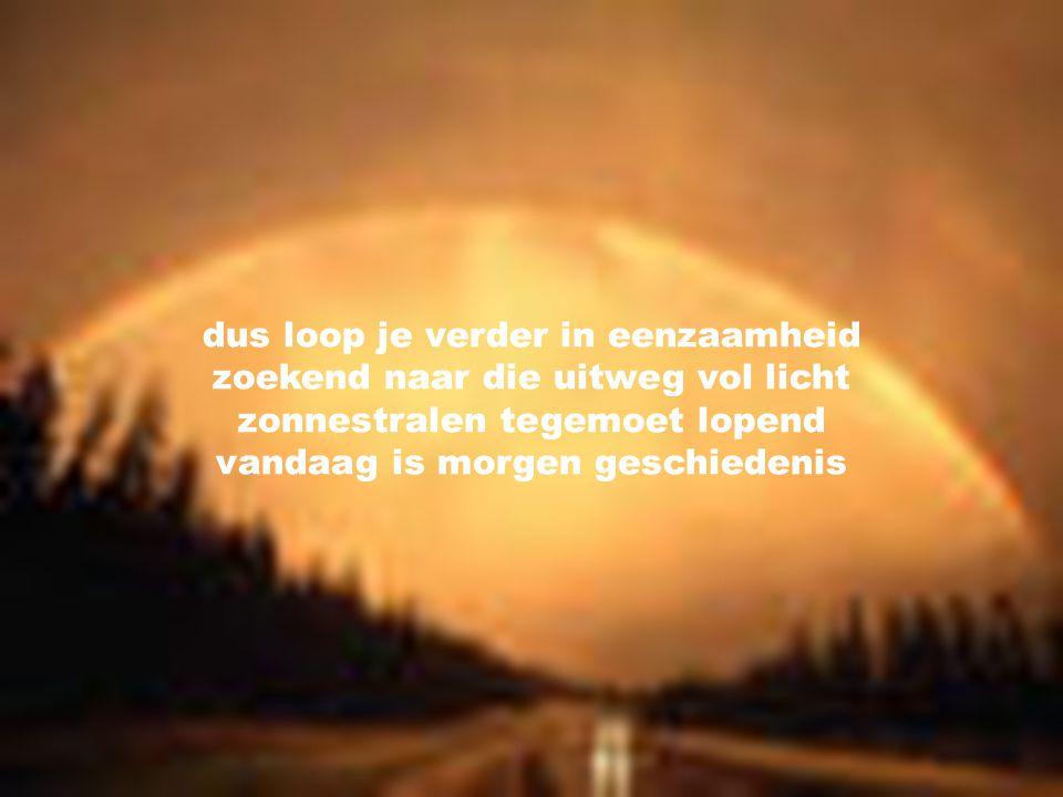 geen licht zien door donker alleen de grond krijgt nog een blik die normaal ook voor de hemel bedoelt was maar die kracht is er nu niet