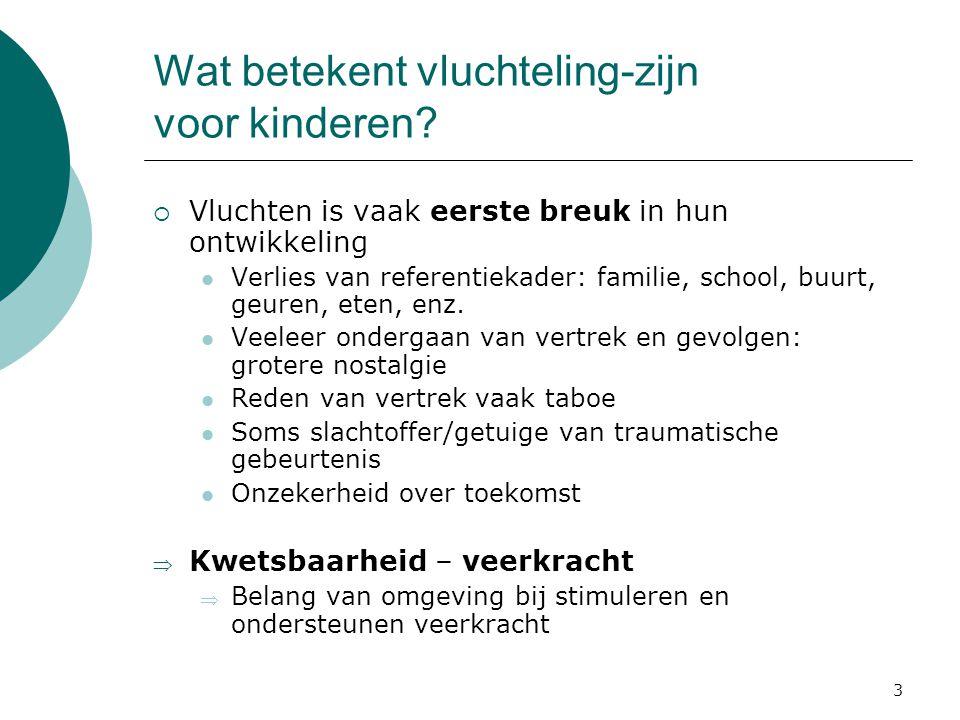 4 Arrestatie Arrestatie is vaak traumatiserend, ingrijpend, bruusk Aan de grens / op Belgisch grondgebied Bij hen thuis, in opvangstructuur Bij verlaten van de school Bij Dienst Vreemdelingenzaken Vaak met een smoes