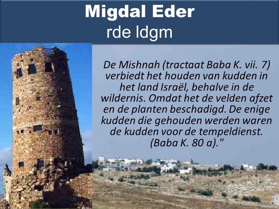 De Mishnah (tractaat Baba K. vii.