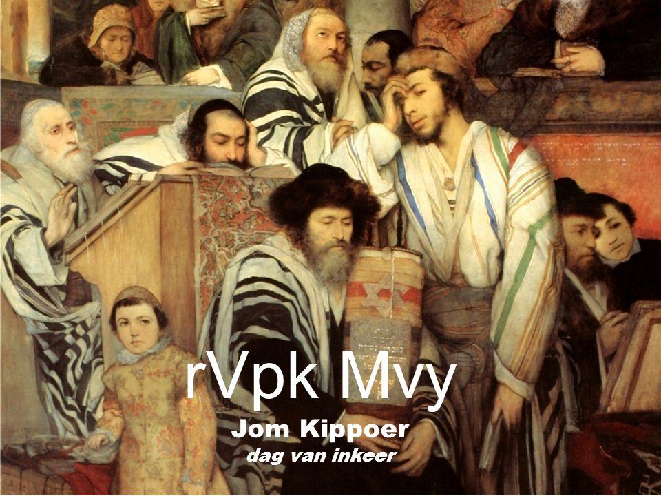 rVpk Mvy Jom Kippoer dag van de vrijheid
