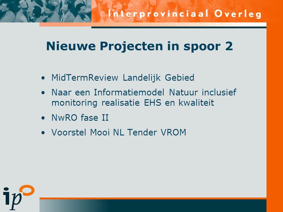 MidTermReview Landelijk Gebied Naar een Informatiemodel Natuur inclusief monitoring realisatie EHS en kwaliteit NwRO fase II Voorstel Mooi NL Tender V