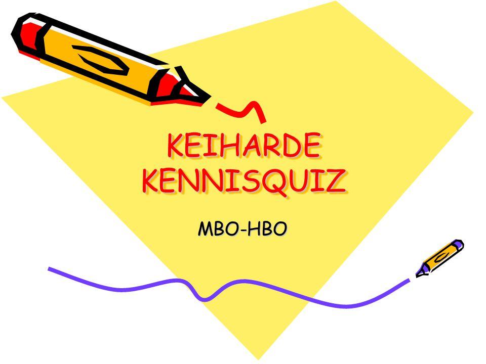 Vraag 2 Wat de naam van het hoogste orgaan binnen een Kenniscentrum (KBB) waarin de mbo- kwalificaties worden besproken.