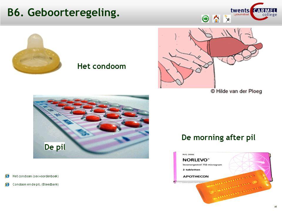 © 2009 Biosoft TCC - Lyceumstraat B6. Geboorteregeling. Condoom en de pil. (Bleedbank) Het condoom (sexwoordenboek) Het condoom De pil De morning afte
