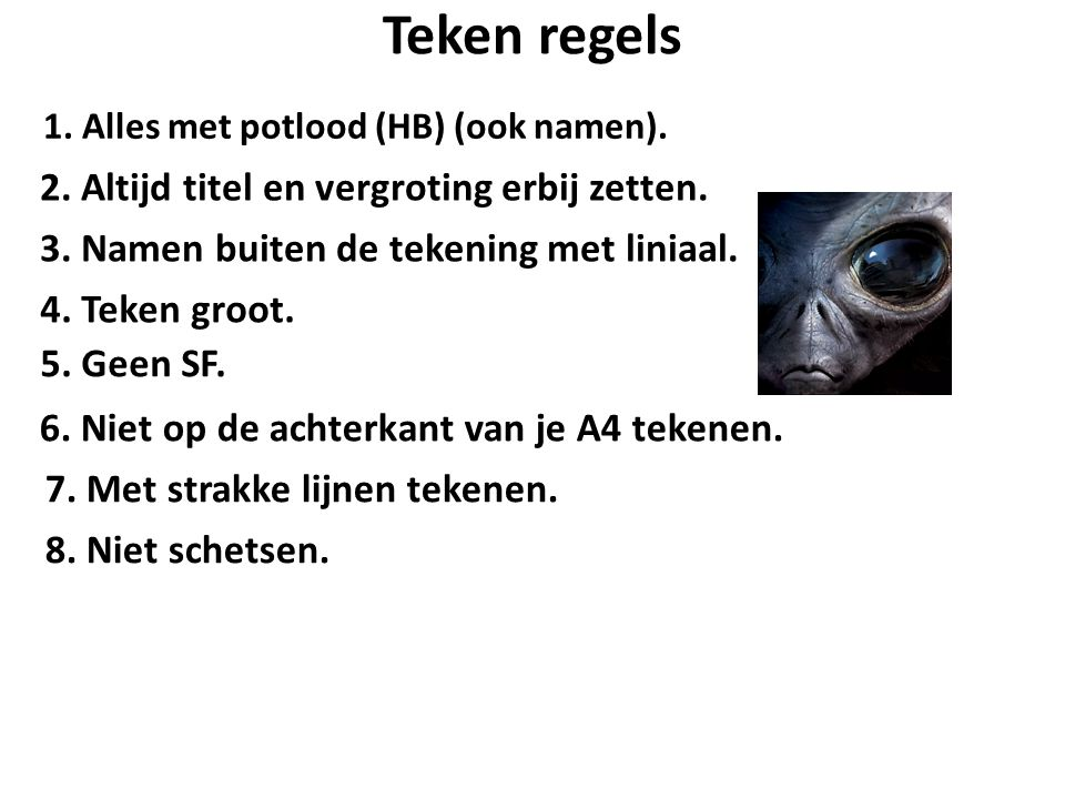 Fout Goed