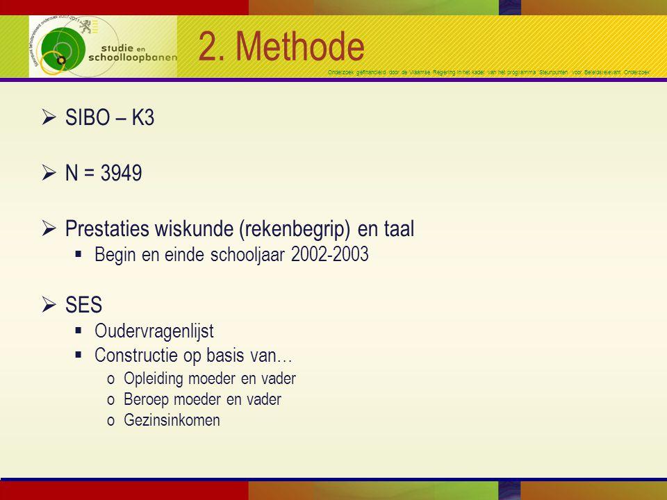 Onderzoek gefinancierd door de Vlaamse Regering in het kader van het programma 'Steunpunten voor Beleidsrelevant Onderzoek' 2.