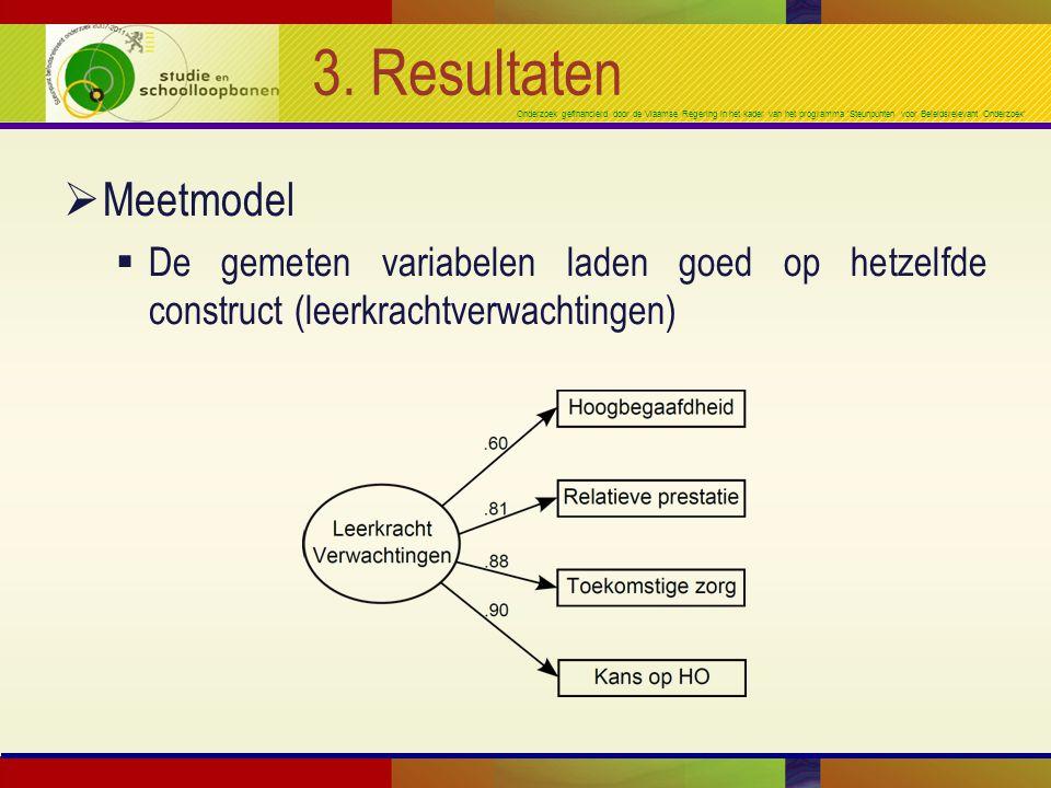 Onderzoek gefinancierd door de Vlaamse Regering in het kader van het programma 'Steunpunten voor Beleidsrelevant Onderzoek' 3.