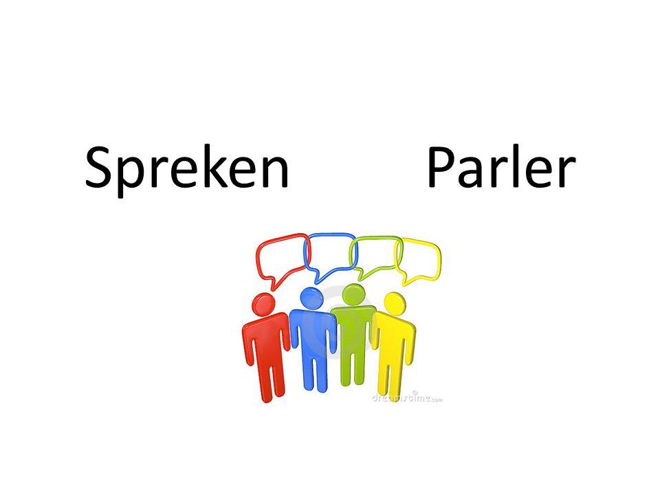 Spreken Parler