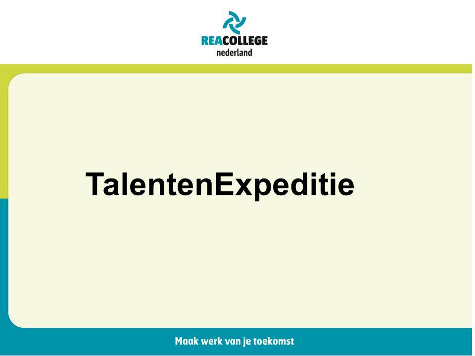 TalentenExpeditie