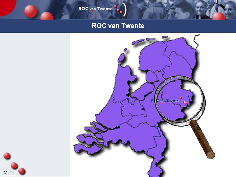 Organogram ROC van Twente