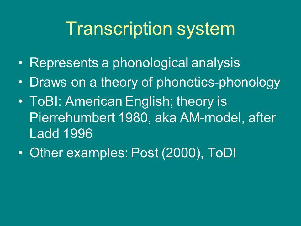 Arguments for ToDI Carlos Gussenhoven Radboud University Nijmegen Seminar on Prosody 1 June 2007, Nijmegen Nederlandse Vereniging voor Fonetische Wete