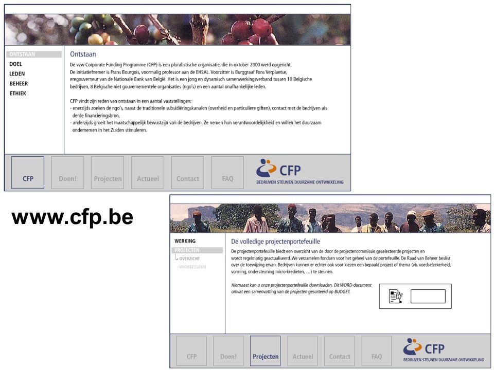 34 www.cfp.be