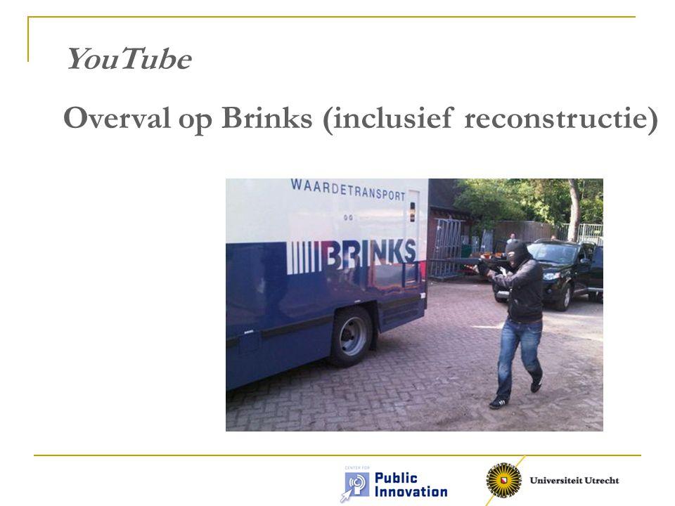 YouTube Overval op Brinks (inclusief reconstructie)