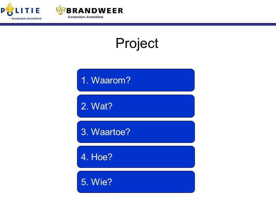 1.Onderzoek Gemeenschappelijke Meldkamer Amsterdam-Amstelland 1.Werkprocessen 2.