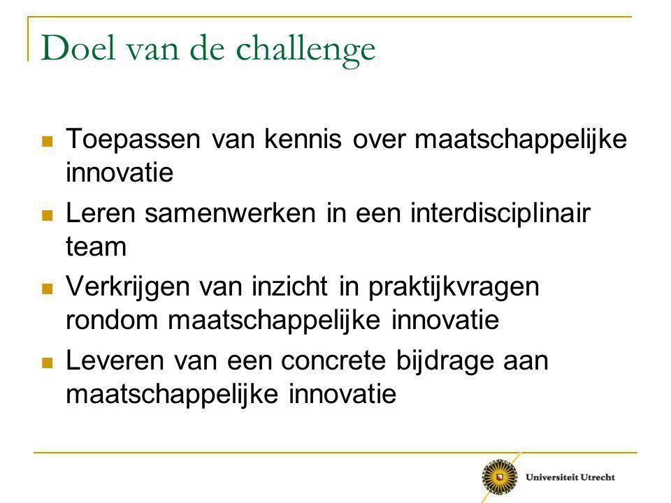 Vijf challenges Resto van Harte Livebuild Tekst To Change New Foresight ABN AMRO
