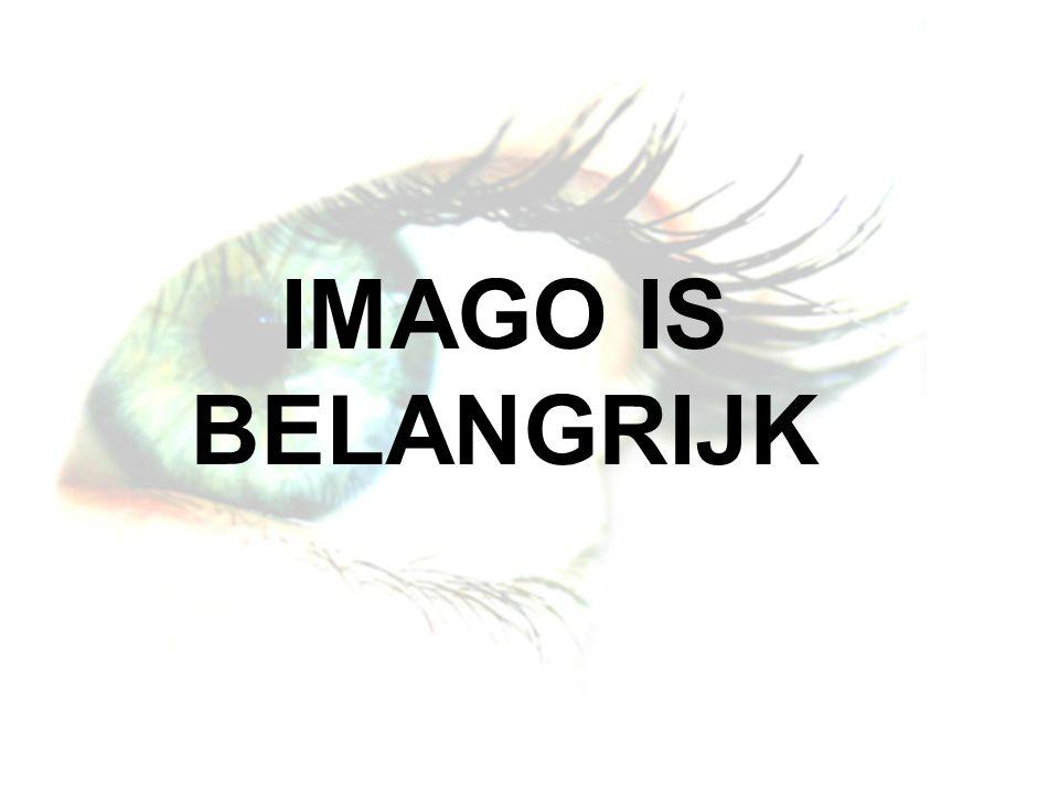 IMAGO IS BELANGRIJK