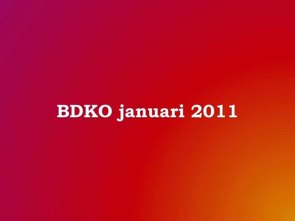 BDKO januari 2011