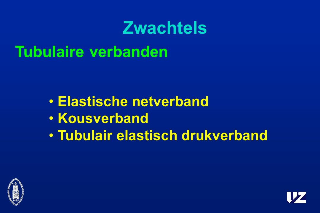 Zwachtels Tubulaire verbanden Elastische netverband Kousverband Tubulair elastisch drukverband