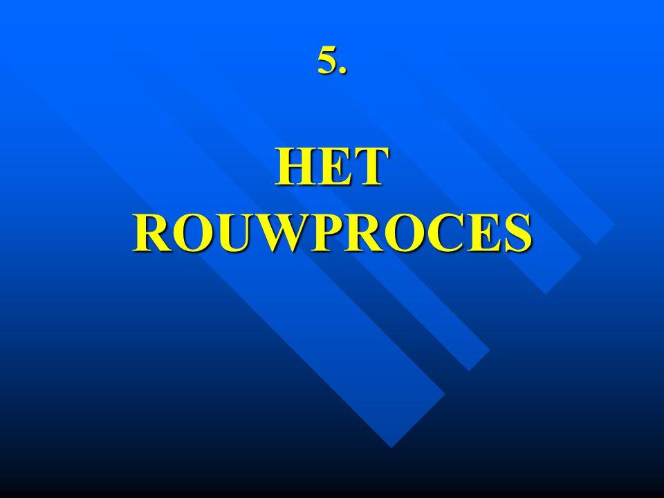 5. HET ROUWPROCES