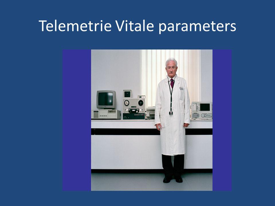 Telemetrie Vitale parameters