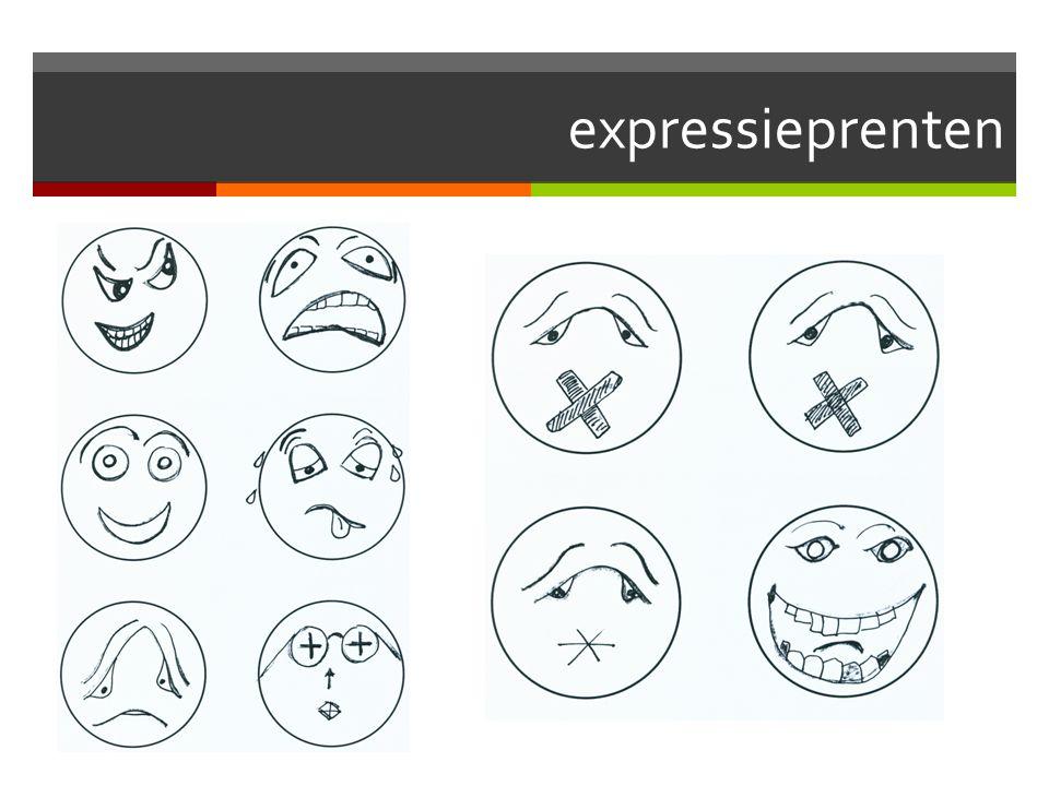 expressieprenten