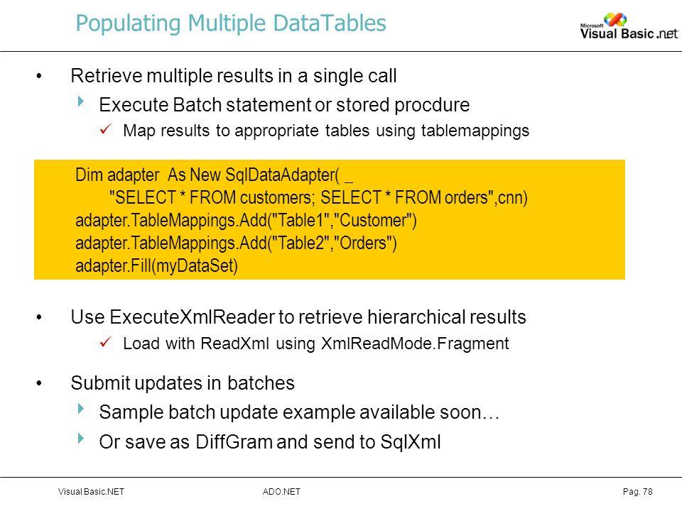 ADO.NETVisual Basic.NETPag.