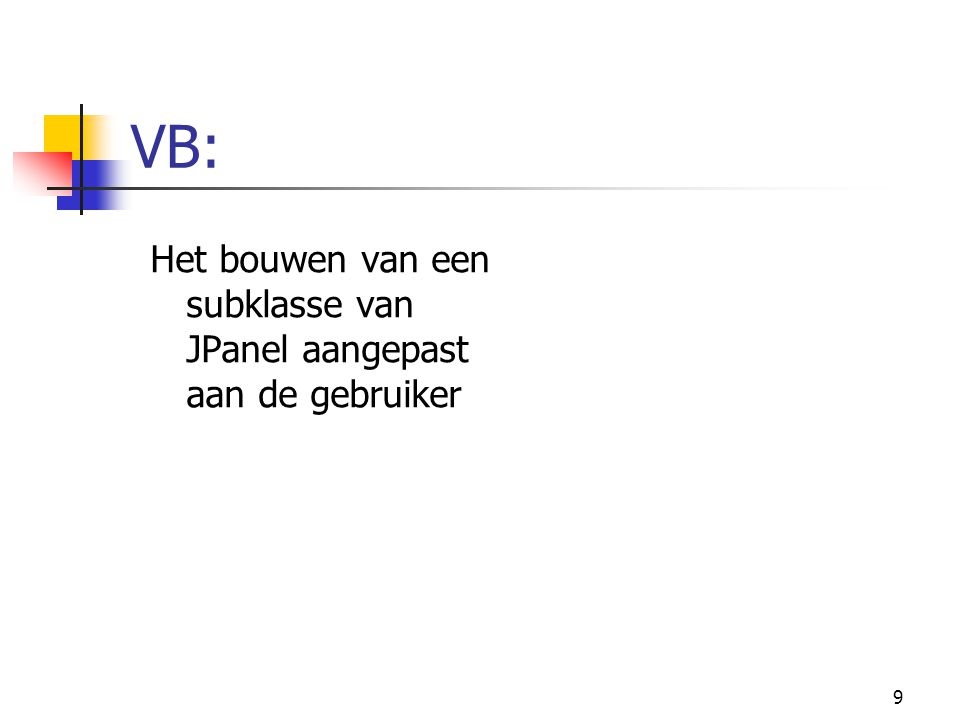 1 // Fig.14.2: CustomPanel.java 2 // A customized JPanel class.