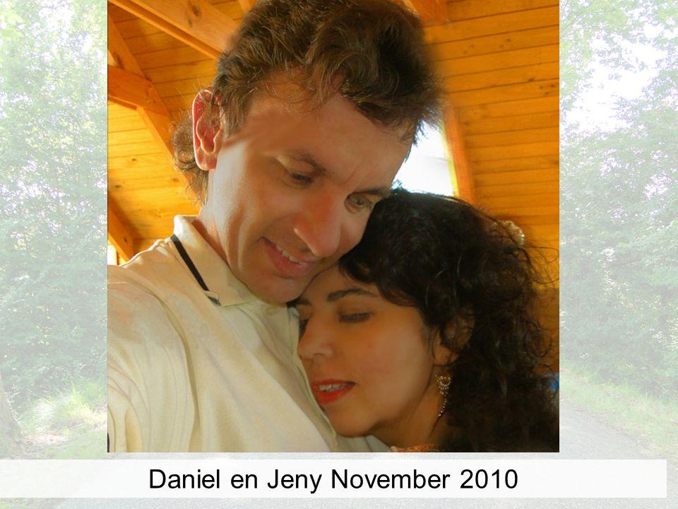 Daniel en Jeny November 2010