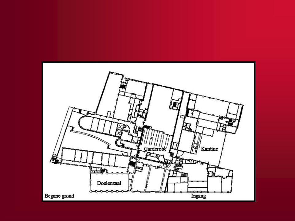 Studiezalen l Algemene Leeszaal (2e verdieping) l Studiezalen (3e verdieping)