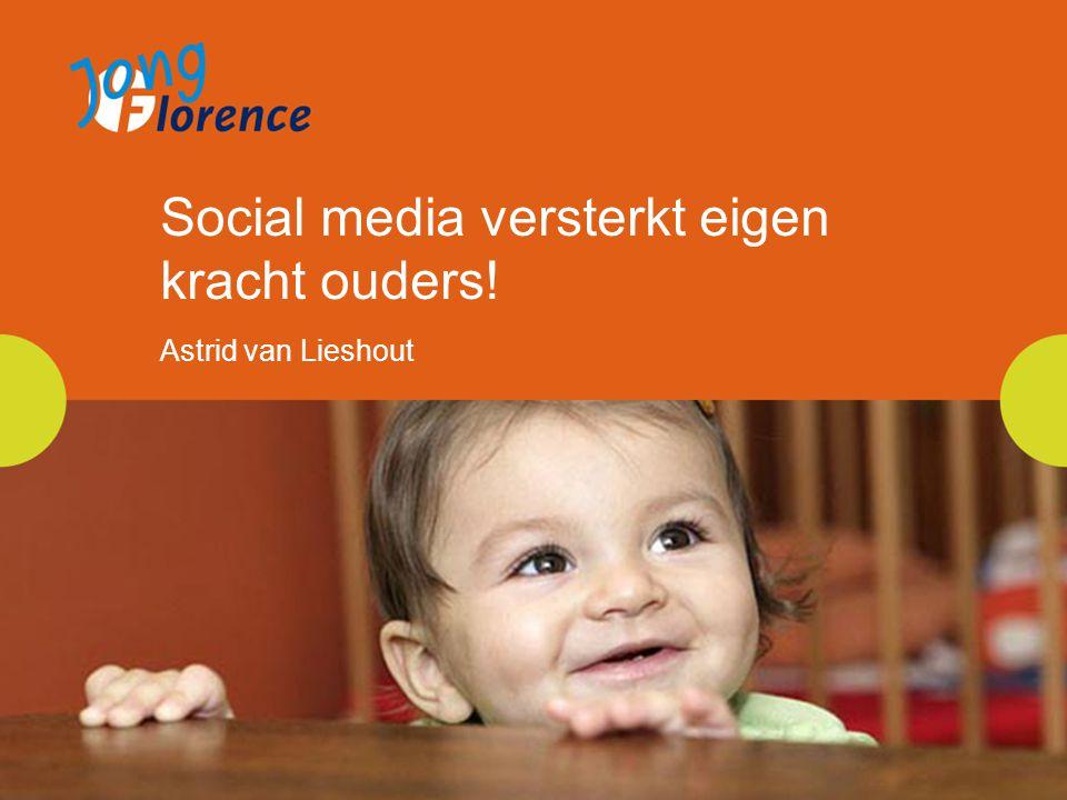 Social Media in de JGZ: gewoon doen!