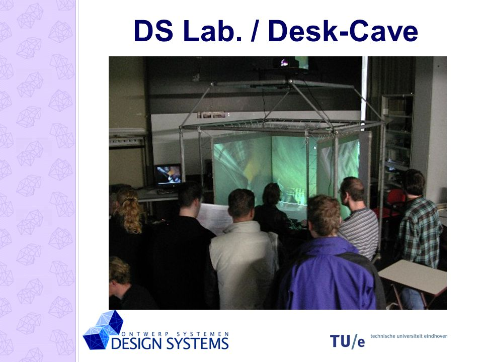 DS Lab. / Desk-Cave