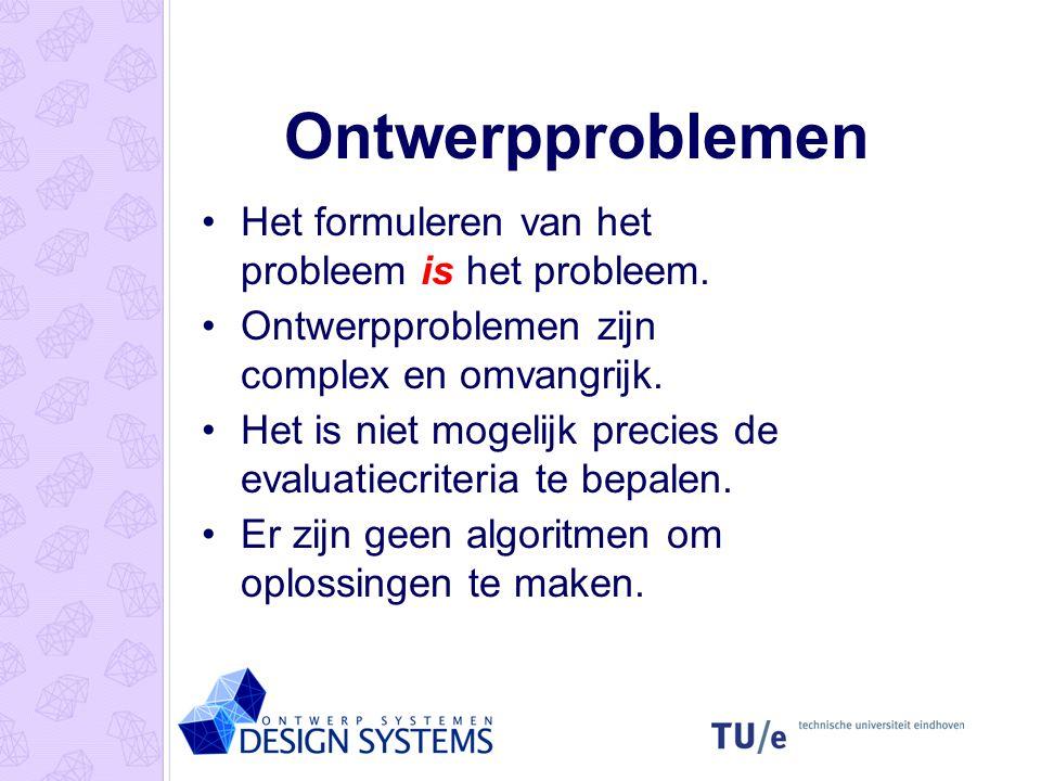 Wat is ontwerpen? Een heleboel zaken worden ontworpen. Ontwerpen geeft ons gevraagde producten. Ontwerpen verandert de huidige wereld.