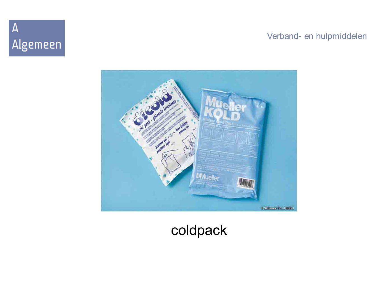 coldpack Verband- en hulpmiddelen