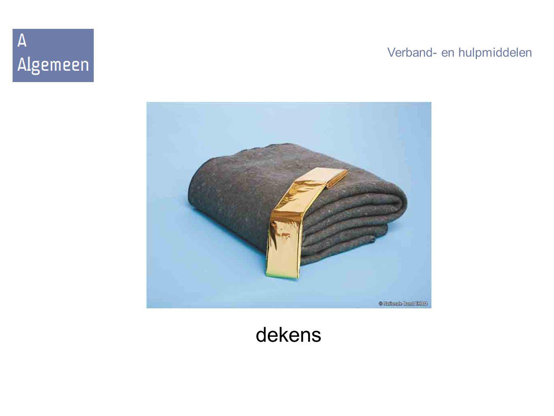 dekens Verband- en hulpmiddelen