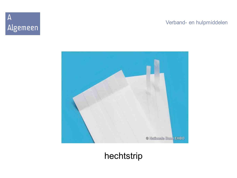 hechtstrip Verband- en hulpmiddelen