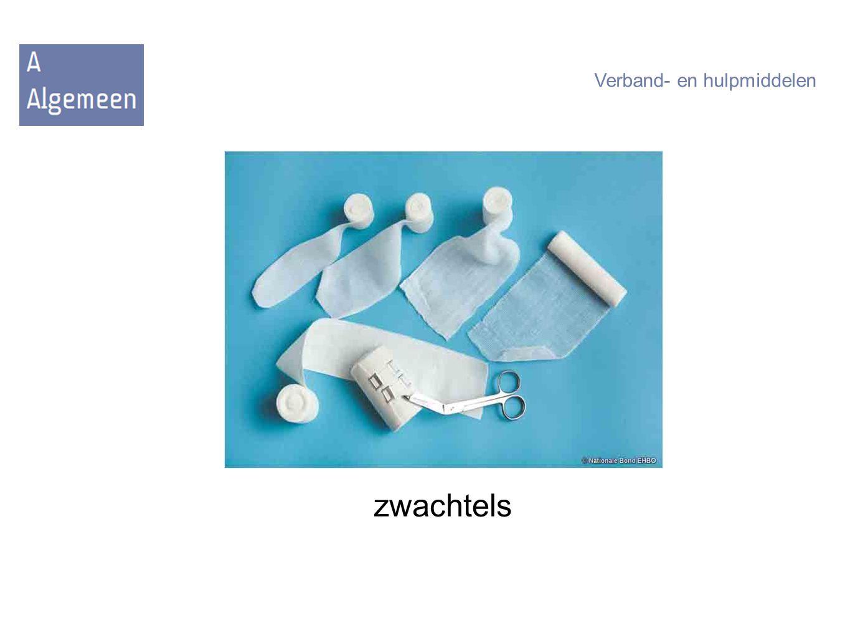 zwachtels Verband- en hulpmiddelen