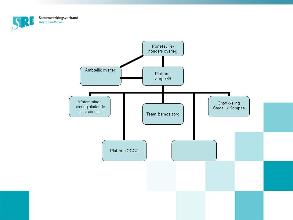 Besluit- vorming/ sturen Bijstellen/ adviseren Uitvoeren Monitoren PoHo Bestuurders van instellingen, cliënten en Ambtenaren in platform Instelling Door instellingen, ambtenaren en cliënten(organisaties) Werkgroepen platforms