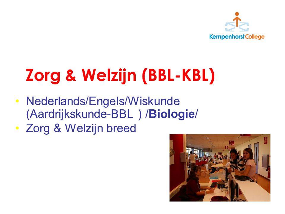 Landbouw: Groen(BBL-KBL) Nederlands/Engels/Wiskunde/Biologie/ Landbouw breed