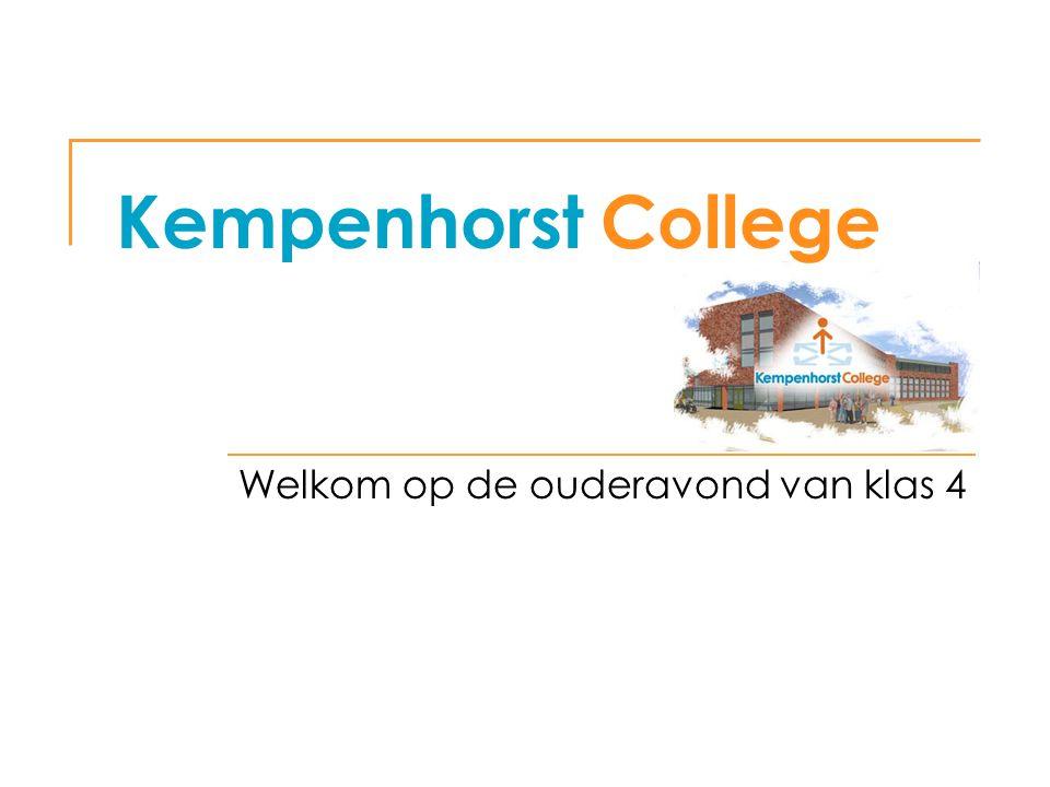 maandag 15 september 2014 Kempenhorst College 32