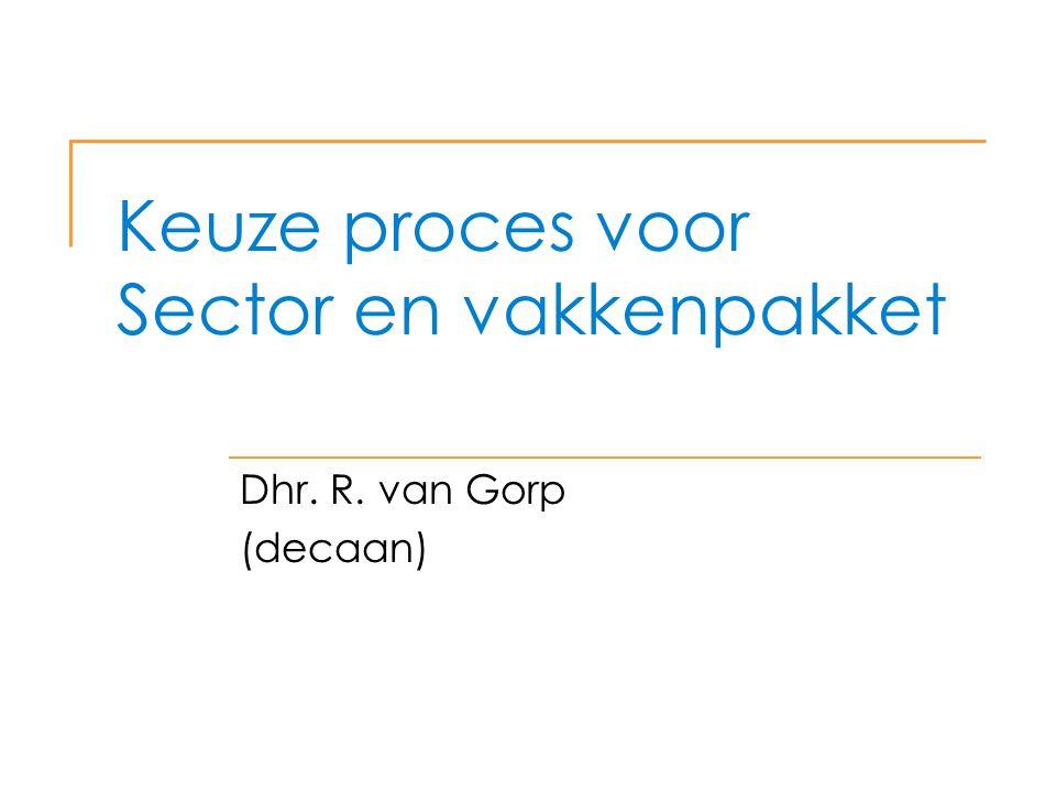 Advisering en Diplomering Mevr. A. van der Struijk (afdelingsleider VMBO-TGL bovenbouw en Havo 3)