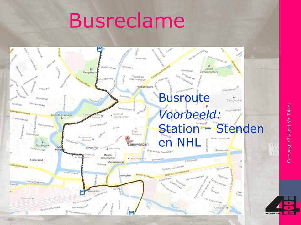 Campagne Student Vol Talent Website www.studentvoltalent.nl Beeld/ tekst 80%/20% Vorm Banaan-theorie Upload nu Verspreiding QR-code