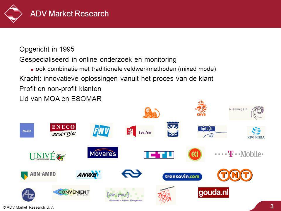 © ADV Market Research B.V.