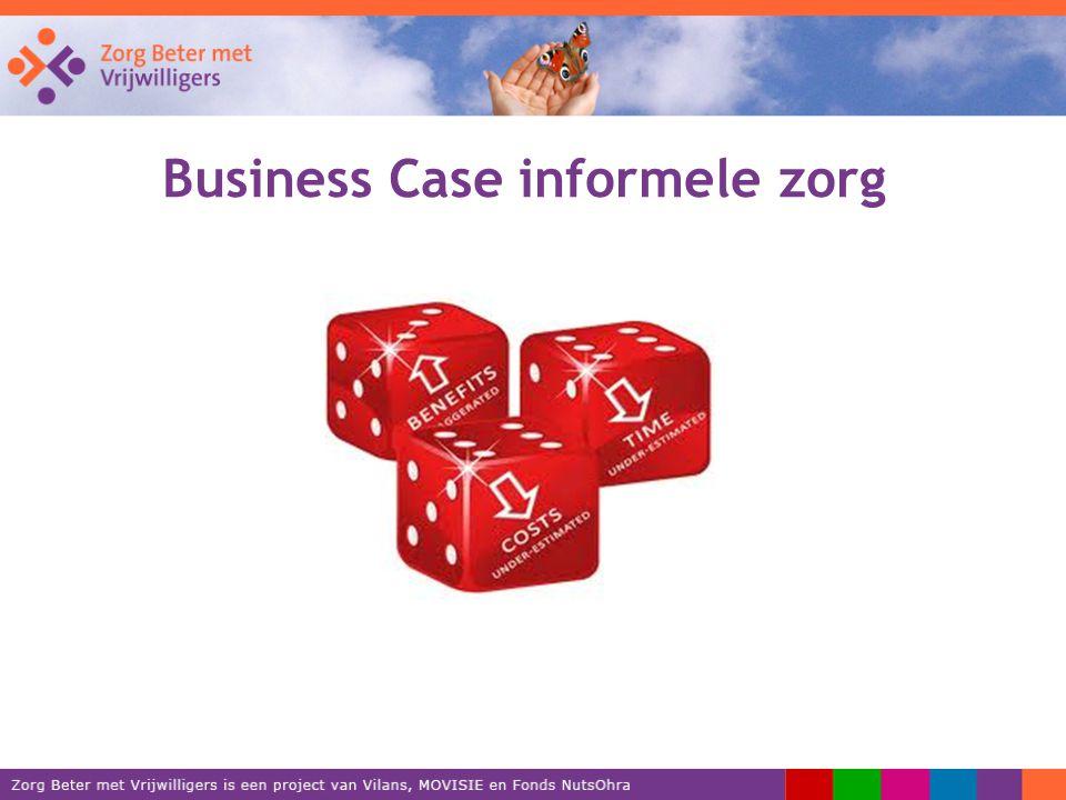 Business Case informele zorg